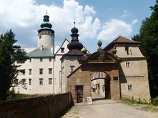 Schloss Lemberk (Foto: Palickap, Wikimedia Commons, CC BY 3.0)