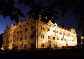 Litomysl Castle, photo: CTK