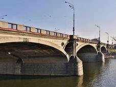 Hlávka Bridge, photo: Tomáš Vodňanský / Czech Radio