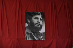 Фидель Кастро, Фото: ЧТК