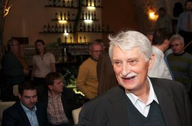 Jiří Dienstbier, photo: Tomáš Adamec