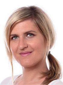 Hana Třeštíková, photo: archive of Prague 7 Municipality