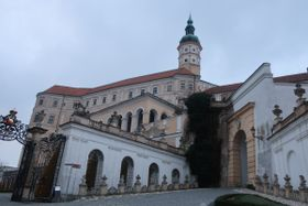 Schloss Mikulov (Foto: Martina Schneibergová)