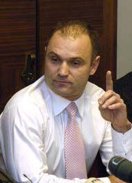Le ministre de l'Intérieur Ivan Langer, photo: CTK
