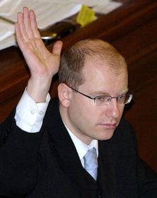 The Finance Minister Bohuslav Sobotka, photo: CTK