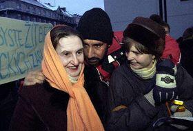 Эва Голубова - налево (Фото: ЧТК)