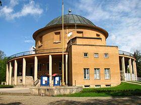 Prague Planetarium