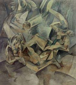 Tableau d'Emil Filla saisi à Vienne
