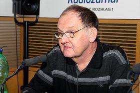 Петр Новачек, фото: Шарка Шевчикова, ЧРо