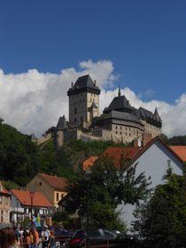 Burg Karlstein (Foto: Archiv des Tschechischen Rundfunks - Radio Prag)
