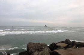 Азовское море, Фото: Катерина Айзпурвит