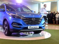 Hyundai Tucson, photo: CTK