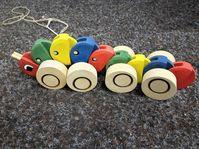 Holzspielzeug (Foto: Maria Hammerich-Maier)