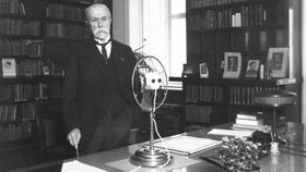 Tomáš Garrique Masaryk, photo: Archives de ČRo