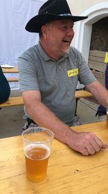 Olaf Körner (Foto: Offizielle Facebook-Seite der Brauerei Čížová)