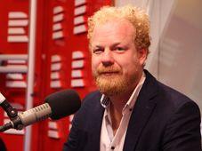 Tomáš Sedláček, photo: Jana Přinosilová / Czech Radio