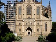 Chrám sv. Barbory v Kutné Hoře, foto: Štěpánka Budková