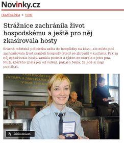 Hana Pelcmanová, foto: Novinky.cz
