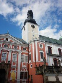 Monasterio de Broumov, foto: Archivo de Radio Praga