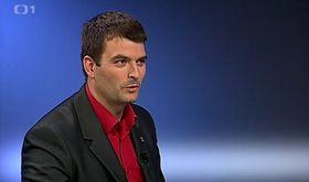 Martin Farář, jefe de la Agencia Gubernamental de Seguridad Vial (BESIP). Foto: ČT