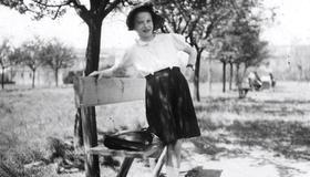 Zuzana Růžičková, foto: archiv Post Bellum