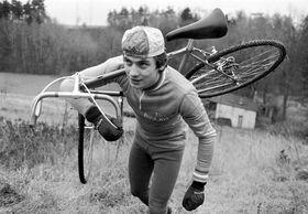 Radomír Šimůnek in 1983, photo: CTK