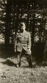 Grenzsoldat (Rudolf Fuksa). Foto: Archiv von Jindřich Šnýdl, Institut für das Studium totalitärer Regime