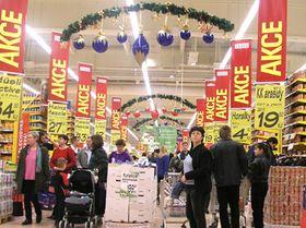 Compras de Navidad - Nakupy vanocnich darku