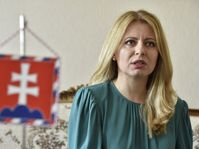 Zuzana Čaputová, la nueva presidenta de Eslovaquia, foto: ČTK/Šálek Václav