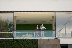 Съемки фильма «Стеклянная комната» велись в самой вилле Тугендхат, фото: Bioscop