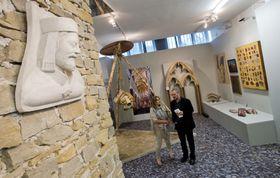 'Civitas Carolina' exhibition at National Technical Museum, photo: CTK