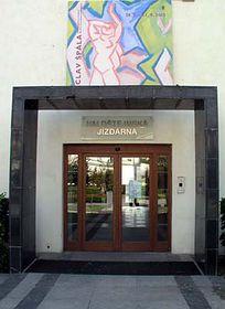 Picadero de Wallenstein (Foto: autor)