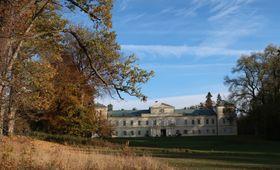 Schloss Kynžvart (Foto: Martina Schneibergová)