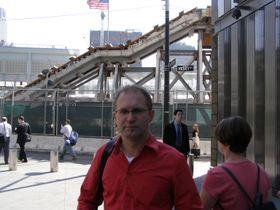 Jiří Boudník na Manhattanu