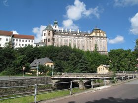 Kloster Broumov (Foto: Dezidor, CC BY 3.0)