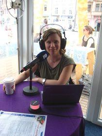 Ольга Васинкевич (Фото: Архив Чешского радио - Радио Прага)
