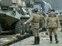 Le départ des troupes soviétiques en 1991