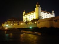 Slowakische Hauptstadt Bratislava