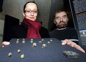 Sylvie Novotný and Jan Frolík, photo: CTK