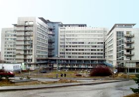 The children's hospital Motol
