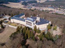 El Palacio de Zbiroh, foto: Marek Vidtman, Wikimedia Commons, CC BY-SA 4.0