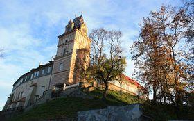 Brandýs nad Labem chateau, photo: Barbora Kmentová