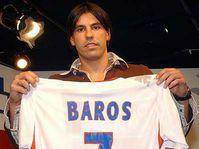 Milan Baros, photo: CTK