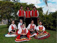 Conjunto folclórico Československé Korene del Chaco, Argentina