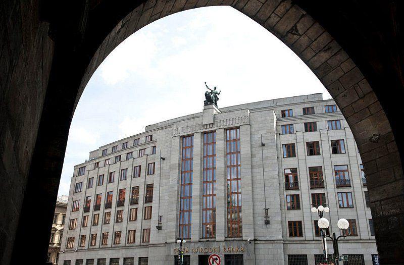 Banco Nacional Checo, foto: Filip Jandourek, ČRo