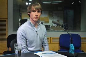 Pavel Trojan, photo. Tomáš Vodňanský, Czech Radio