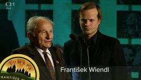 František Wiendl, photo: Czech Television
