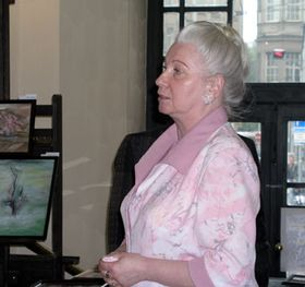 Pintora Eliska Resková (Foto: Andrea Fajkusova)