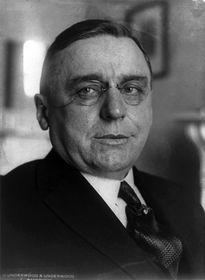 Chicagský starosta Antonín Čermák, foto: U.S. Library of Congress, Public Domain