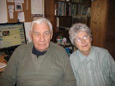 Alexander a Dina Muratovovi, foto: Archiv rodiny Muratovových